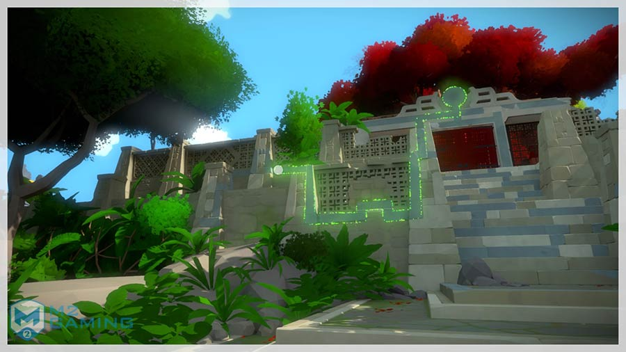 ps4 the witness test