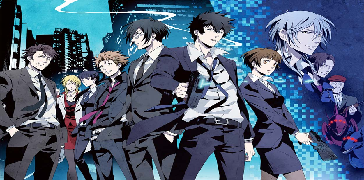 Psycho-Pass: Madatory Happiness