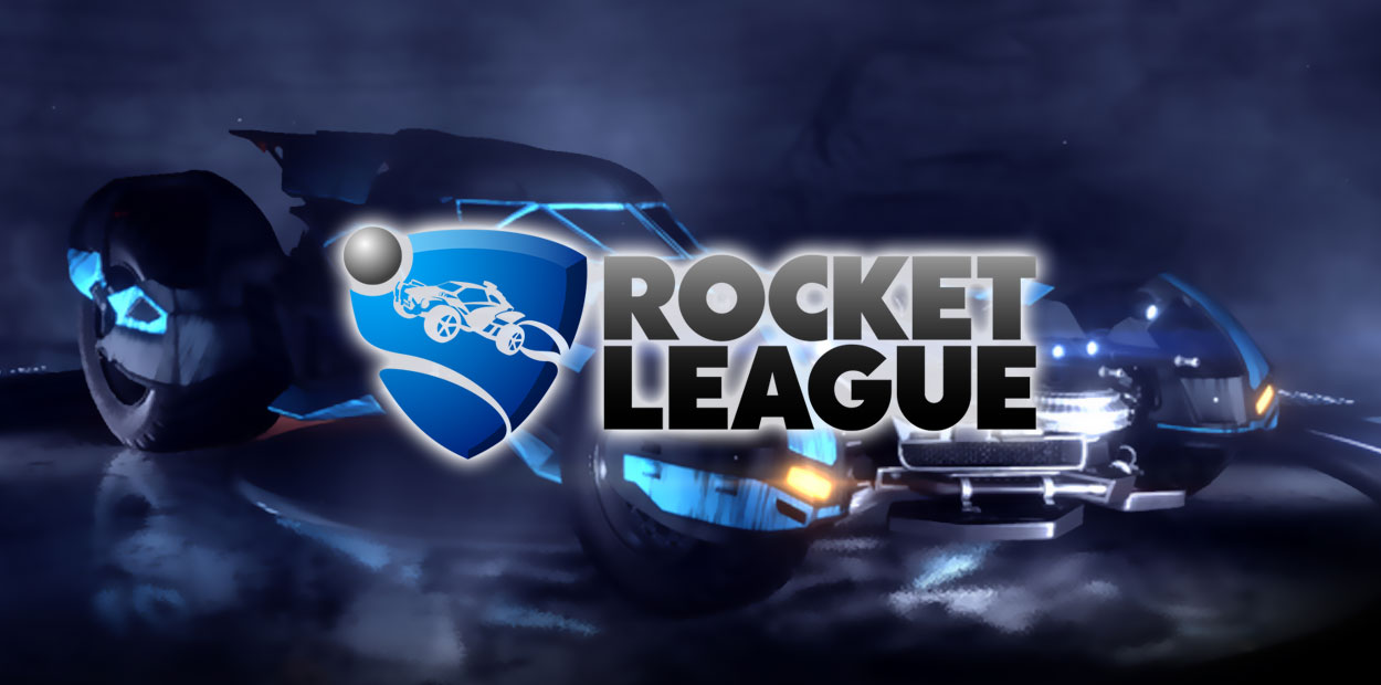 Rocket League - DLC Batman v Superman
