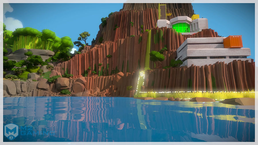 the witness ps4 test