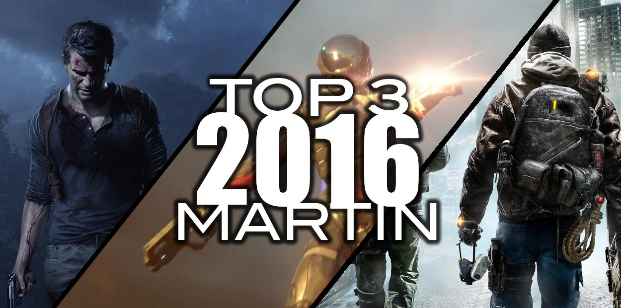 Top 3 2016 Martin