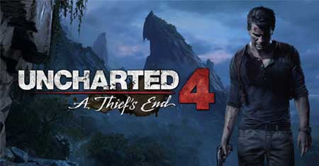Top 3 2016 - Uncharted 4: A Thief's End