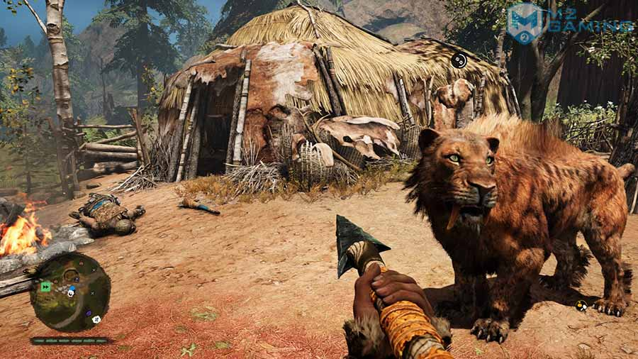 how to ride an animal in far cry primal