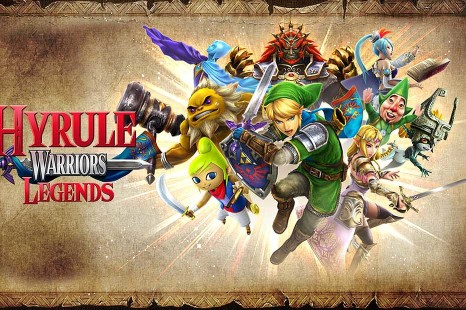 Hyrule Warriors Legends | Test 3DS