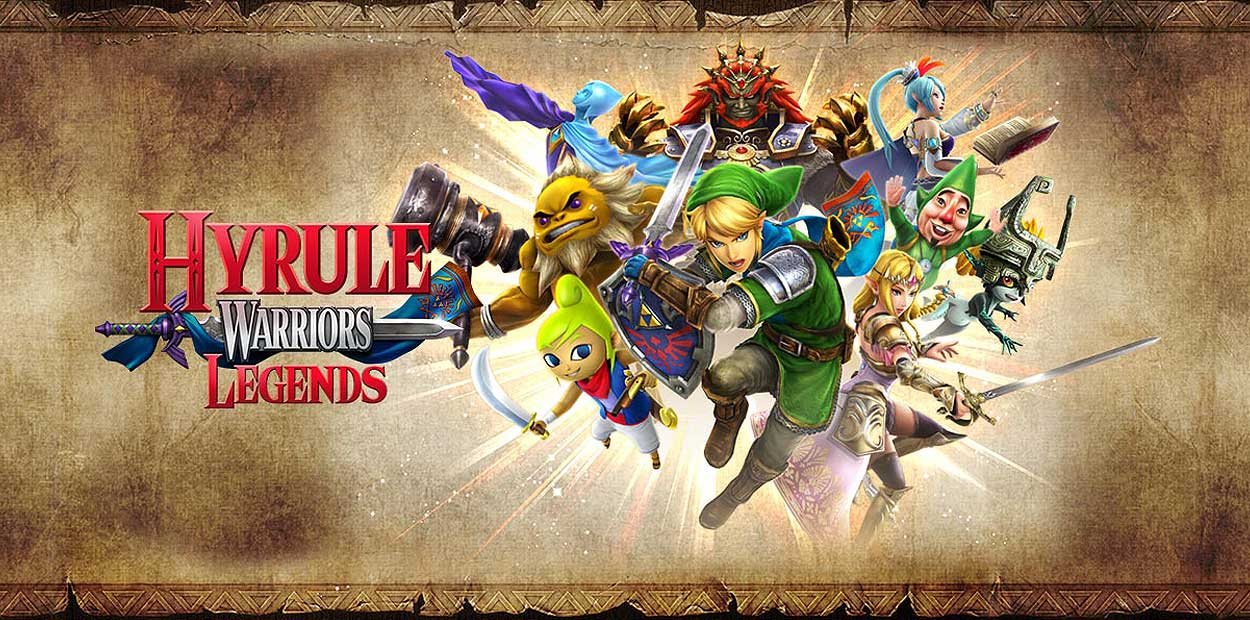hyrule warriors legends test 3ds