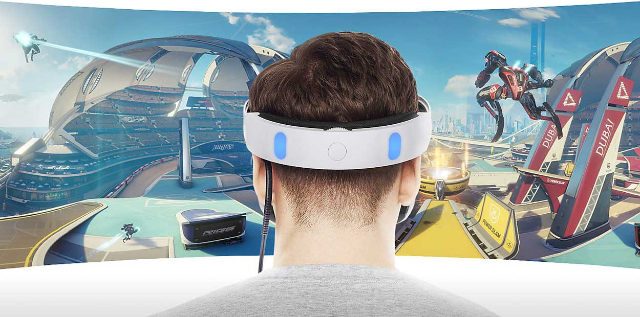playstation vr octobre 2016