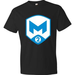 T-Shirt M2 Gaming logo (anvil)