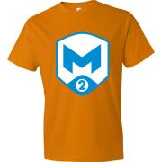 T-Shirt M2 Gaming Logo orange