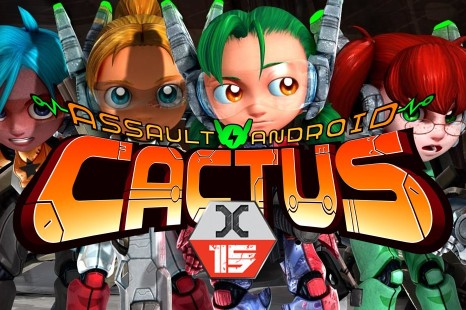X-15 | Assault Android Cactus