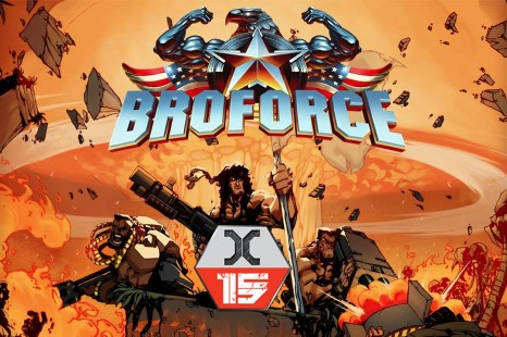X-15 | Broforce