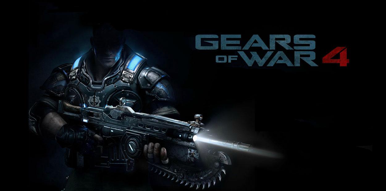 gears of war 4 date de sortie
