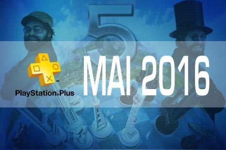 PlayStation Plus : Les gratuités de mai