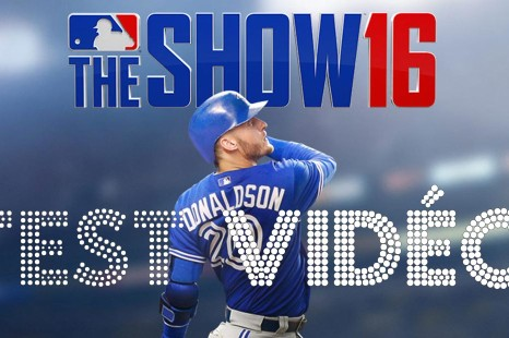 MLB The Show 16 | Test PS4