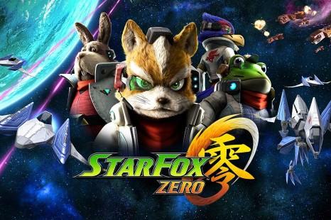 Star Fox Zero   Test Wii U