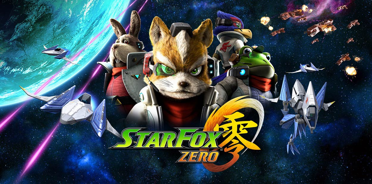 Test Star Fox Zero - Wii U