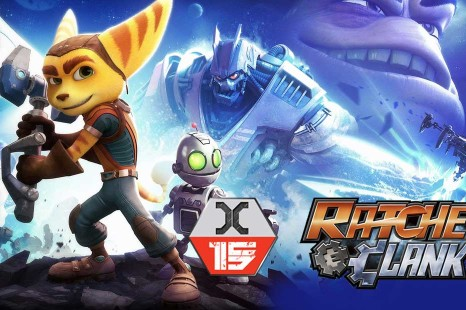 X-15 | Ratchet and Clank (PS4)