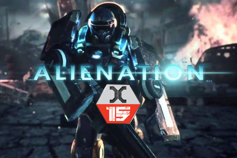 X-15 | Alienation (PS4)