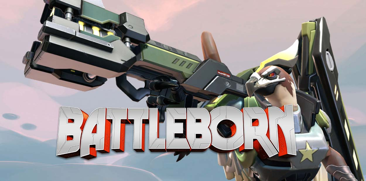Battleborn Test PS4