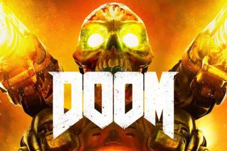 Doom   Test PS4