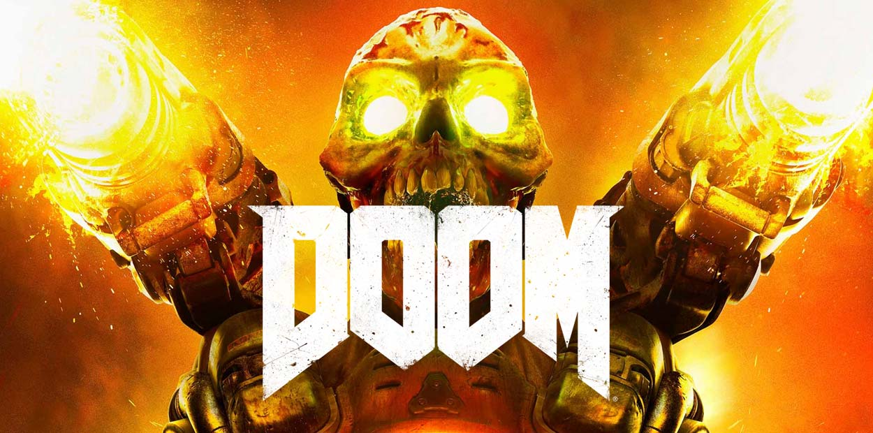 Doom test PS4