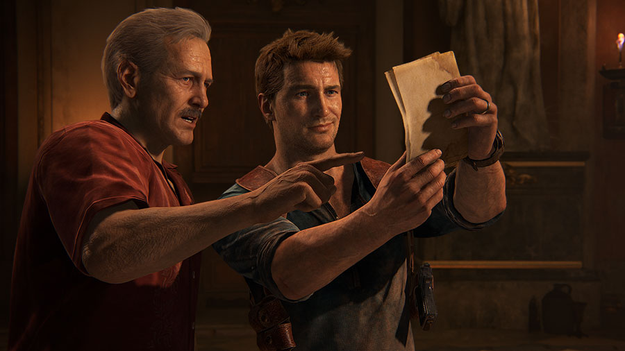 test ps4 uncharted 4 a thiefs end