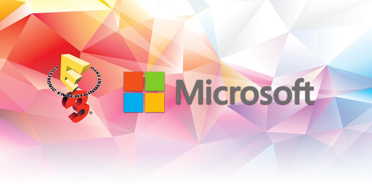 e3 2016 conference microsoft web