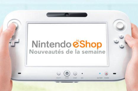 Nouveautés Nintendo eShop du 10 Juin 2016