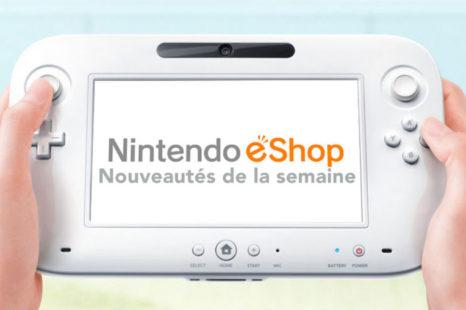 Nouveautés Nintendo eShop du 3 Juin 2016