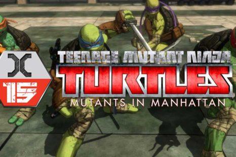 X-15 | Teenage Mutant Ninja Turtles – Mutants in Manhattan (PS4)