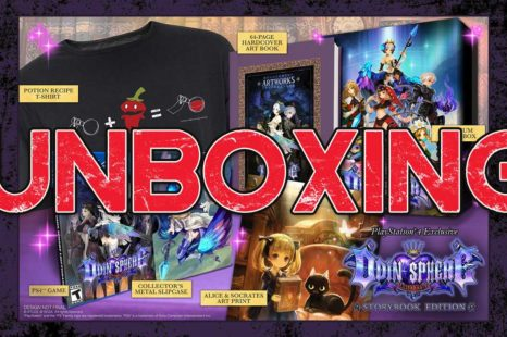 Unboxing | Odin Sphere Leifthrasir: Storybook Edition (PS4)