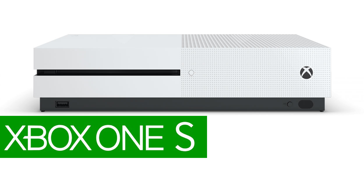 xbox one s aout 2016