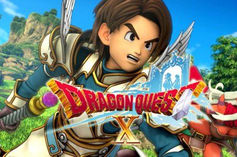 Dragon Quest X officiellement en développement pour la NX