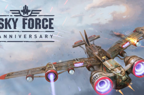 Sky Force Anniversary | Test PS4