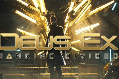 Deus Ex: Mankind Divided | Test PS4