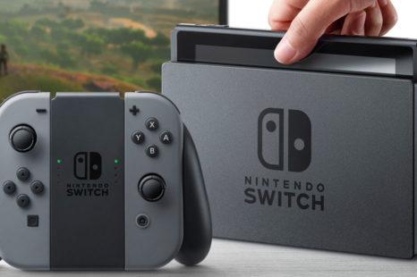 Nintendo Switch : non retro-compatible avec les jeux 3DS et Wii U