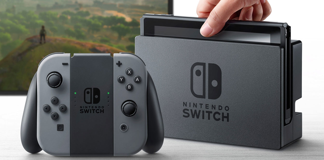nintendo switch non compatible 3ds wii u
