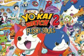 Yo-Kai Watch 2: Bony Spirits and Fleshy Souls   Test 3DS