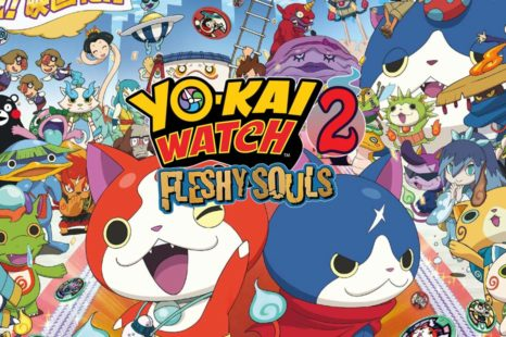 Yo-Kai Watch 2: Bony Spirits and Fleshy Souls | Test 3DS