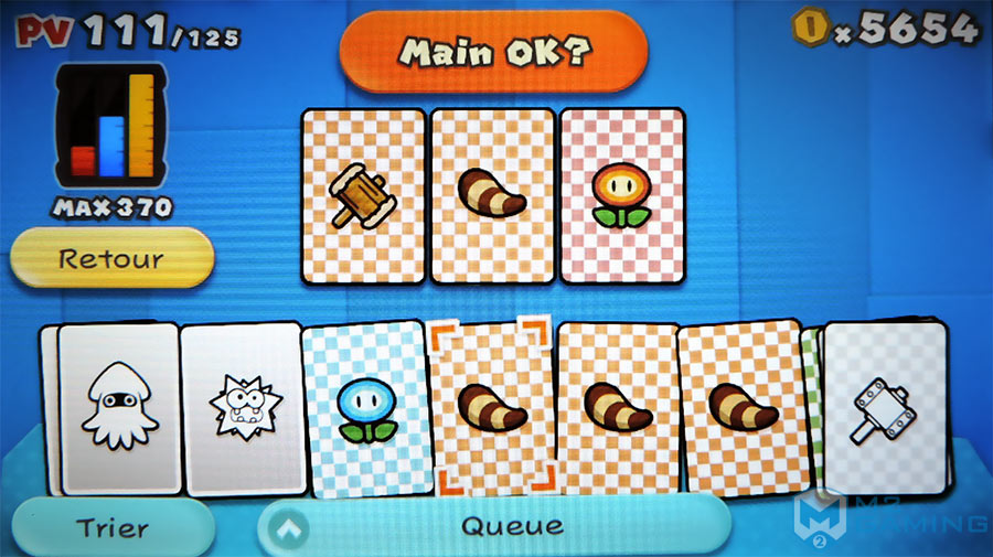 test paper mario color splash wii u