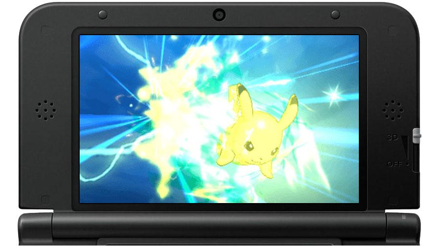 pokemon sun and moon 3ds test