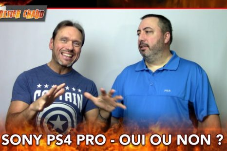 Dossier chaud – PS4 Pro: Oui ou Non?