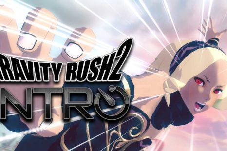 INTRO – Gravity Rush 2, les 60 premières minutes (PS4)