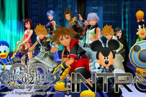 INTRO – Kingdom Hearts HD 2.8 Final Chapter Prologue – Birth by Sleep 0.2, les 50 premières minutes (PS4)