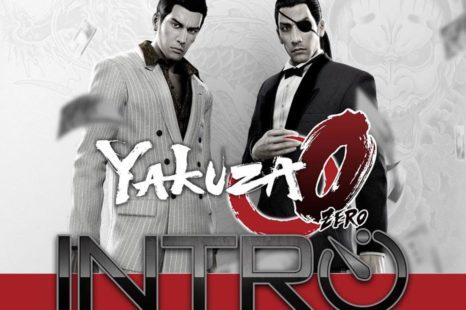 INTRO – Yakuza 0 – Les 60 premières minutes (PS4)