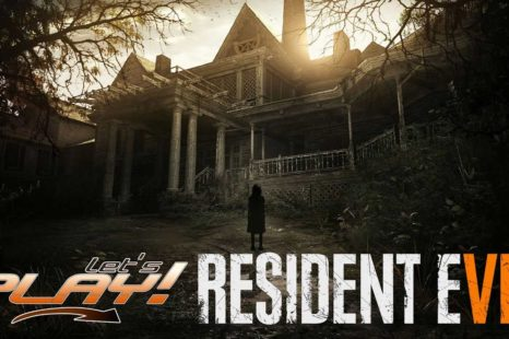 Let's Play – Resident Evil 7 Demo