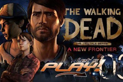 Let's Play – The Walking Dead – A New Frontier: Les liens qui nous unissent #3