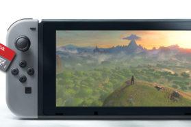 Nintendo Switch: Possibilité d'augmenter la capacité de stockage via microSD