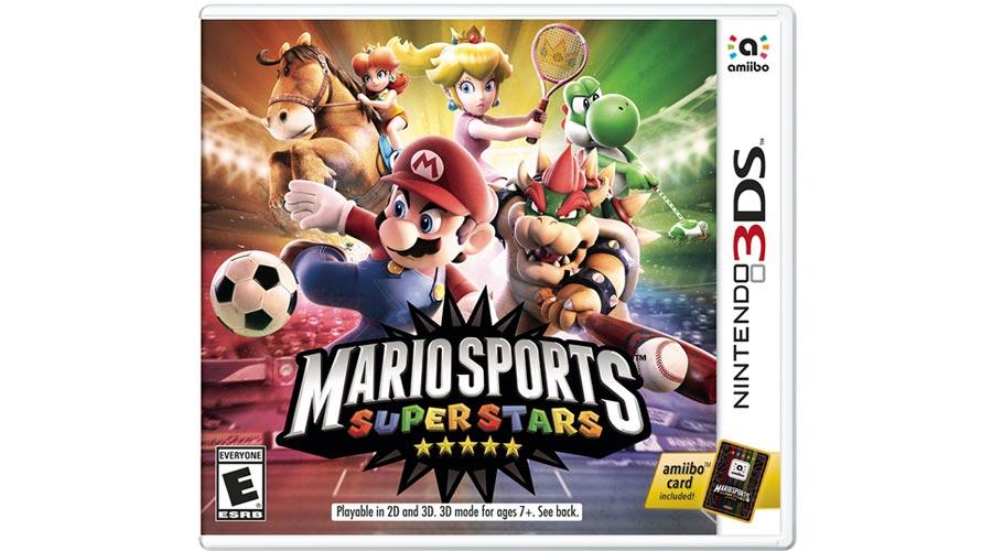 nouveaux jeux 3ds mario sports superstarsnouveaux jeux 3ds mario sports superstars