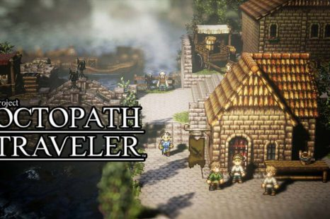 Project Octopath Traveler: Un superbe RPG pour Nintendo Switch