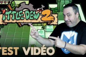 Test vidéo – Ittle Dew 2